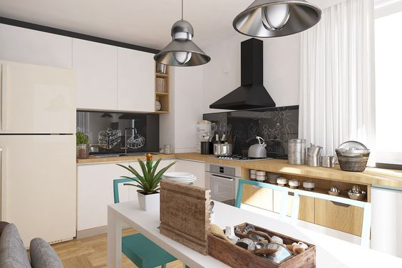 39 best home images on Pinterest Kitchen white, Dinner parties and