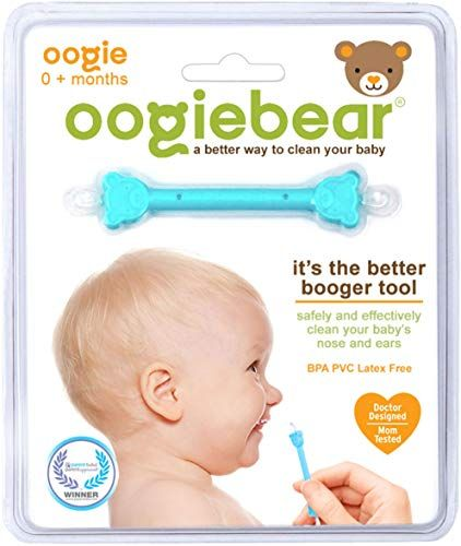 oogiebear - The Safe Baby Nasal Booger and Ear Cleaner; B ...