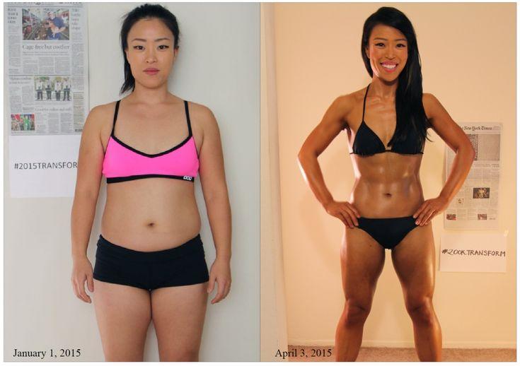 vegetarian weight loss transformation blogs