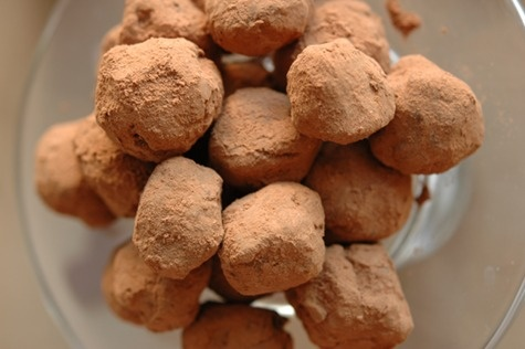 ... about candy on Pinterest | Chocolate truffles, Fudge and Truffles
