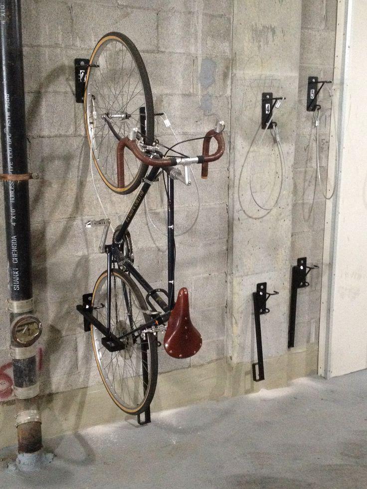 1000 images about wall mount bike brackets on pinterest. Black Bedroom Furniture Sets. Home Design Ideas