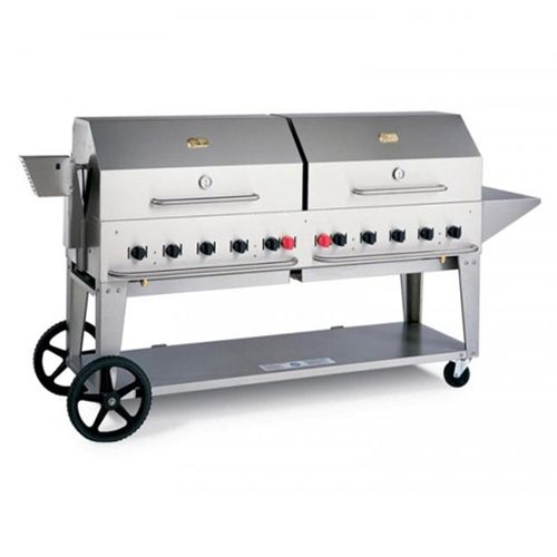 """72"""" Barbecue w/Roll Covers - Propane"""
