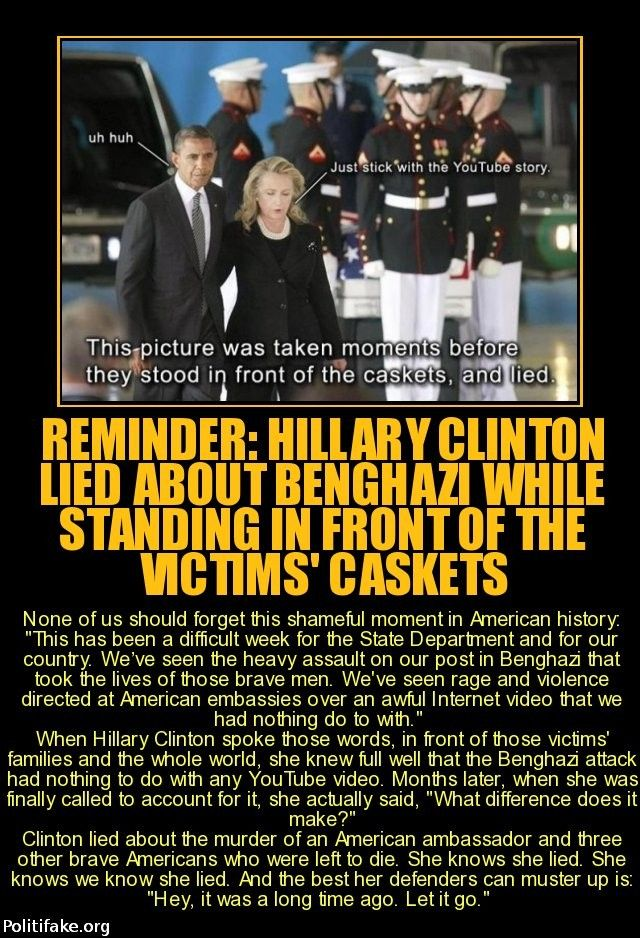 Benghazi Select Committee Investigation Into Obama, Clinton High ...