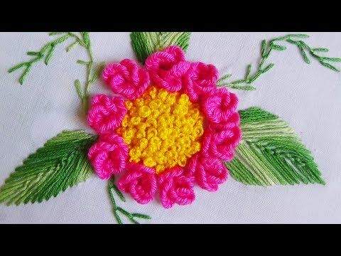 Welcome to my channel! I make embroidery fun and easy through my videos! Hope you all like! Don't forget to like, share and subscribe!