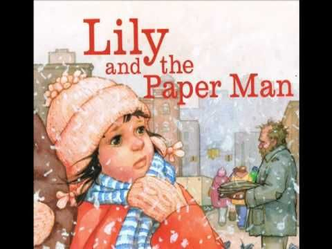 Lily and the Paper Man (Book Talk) http://www.youtube.com/watch?feature=player_embedded=t31wVSbeLiY#