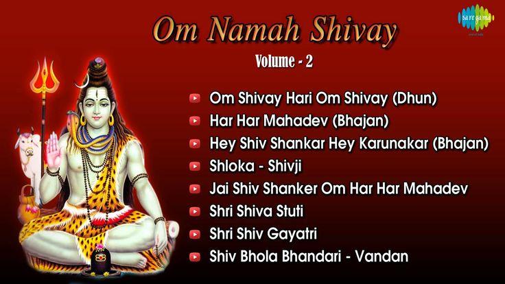 Om Nama Shivaya - Lord Shiva Songs - Shravan - Shiv Bhakti - Devotional ...