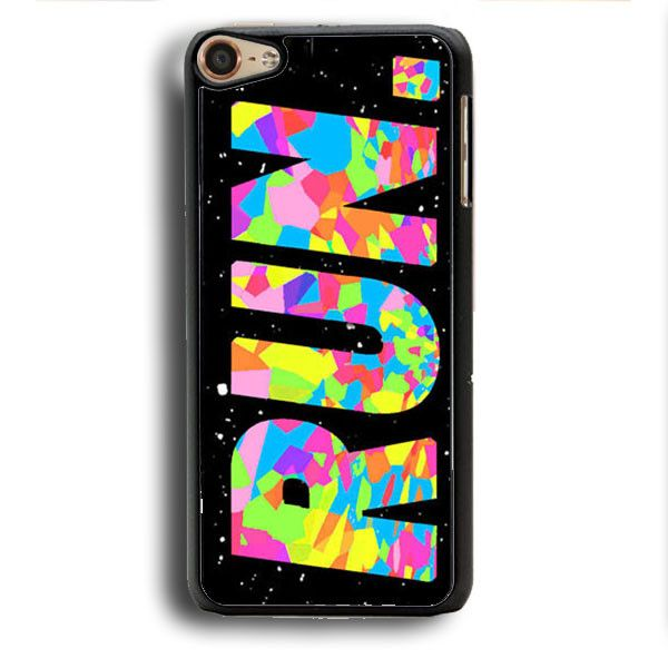 This is a Confetti Run iPod Touch 6 Case , high flexibility, and thin profile to protect the back and sides of your phone and allows for easy access to all buttons, functions, and ports at the same ti
