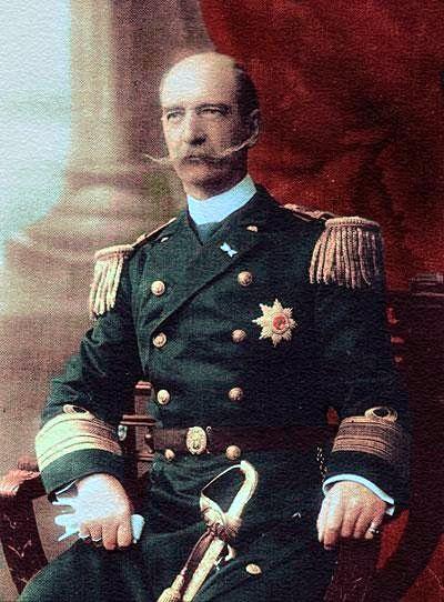 George I (Greek: Γεώργιος Αʹ, Βασιλεύς των Ελλήνων, Geórgios Αʹ, Vasiléfs ton Ellínon; born Prince William of Schleswig-Holstein-Sonderburg-Glücksburg; 24 December 1845 – 18 March 1913) was King of Greece from 1863 until his death in 1913.