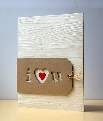 Cards-I love you