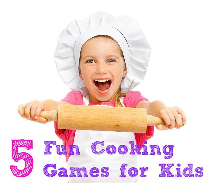 If you want to get your kids excited about cooking, games are the best place to start. By having games incorporated into the cooking process, you are not only possibly instilling a love of cooking ...