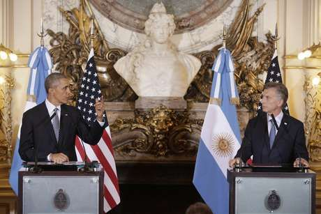 3/23/16  Buenos Aires: President Barack Obama, in Argentina, says defeating ISIS is his top priority.  --   March 24, 2016 .  Remarks by President Obama and President Macri of Argentina at Parque de la Memoria Buenos Aires, Argentina: https://www.whitehouse.gov/the-press-office/2016/03/24/remarks-president-obama-and-president-macri-argentina-parque-de-la
