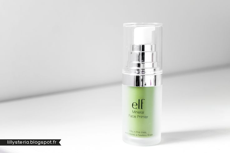 Tone adjusting green (#83402) http://www.eyeslipsface.fr/produit-beaute/preparation-visage-teint-parfait
