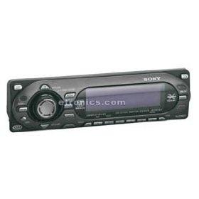 Sony CDX-GT705DX - Radio / CD / MP3 player - Xplod - Full-DIN - in-dash - 52 Watts x 4 Review