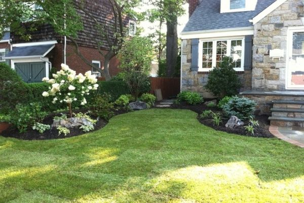 Landscaping Ideas for Front of House | Gallery of Landscaping Ideas for Front of House