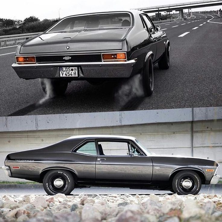 Chevrolet Nova 1970 V8