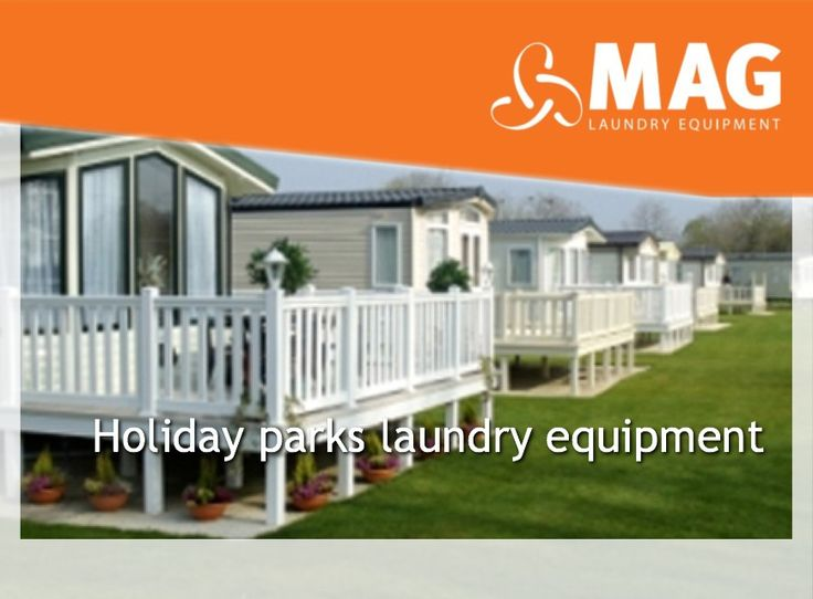 Camping and holiday parks MAG Laundry Equipment have been supplying this sector for many years. We fully understand the importance of laundry equipment in all Camping and Caravan Sites. The camping and caravan industry demands the utmost level of cleanliness and efficiency and we are dedicated to providing only the very best laundry equipment to