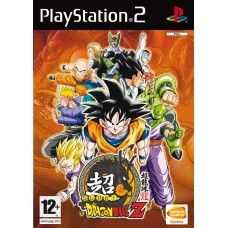 Super Dragon Ball Z PAL fro Sony Playstation 2/PS2 from Bandai Namco Games (SLES 54161)