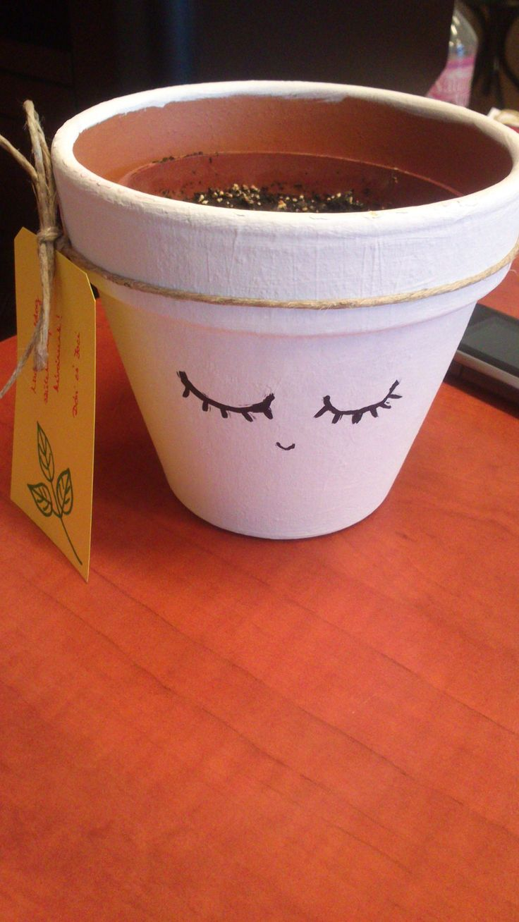 Gift with lemon tree