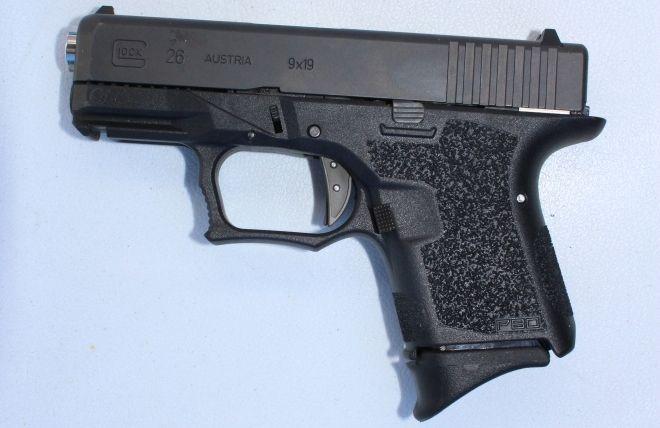 SHOT 2018] Polymer80 Glock 26 80% Frame, Serialized G19 and G17