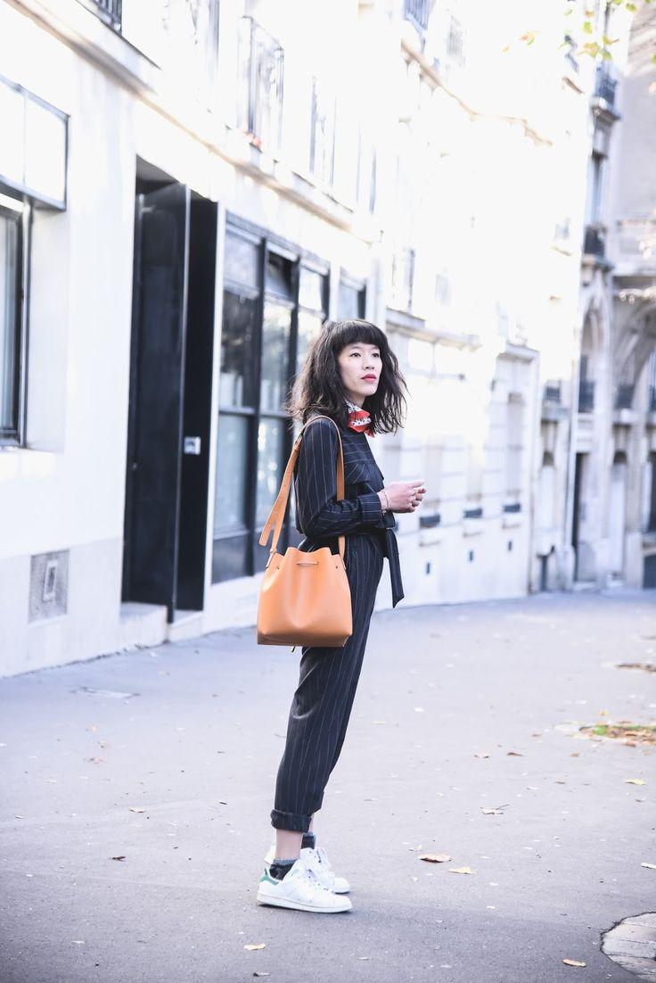 Le dressing de Leeloo: Parisian Streetstyle
