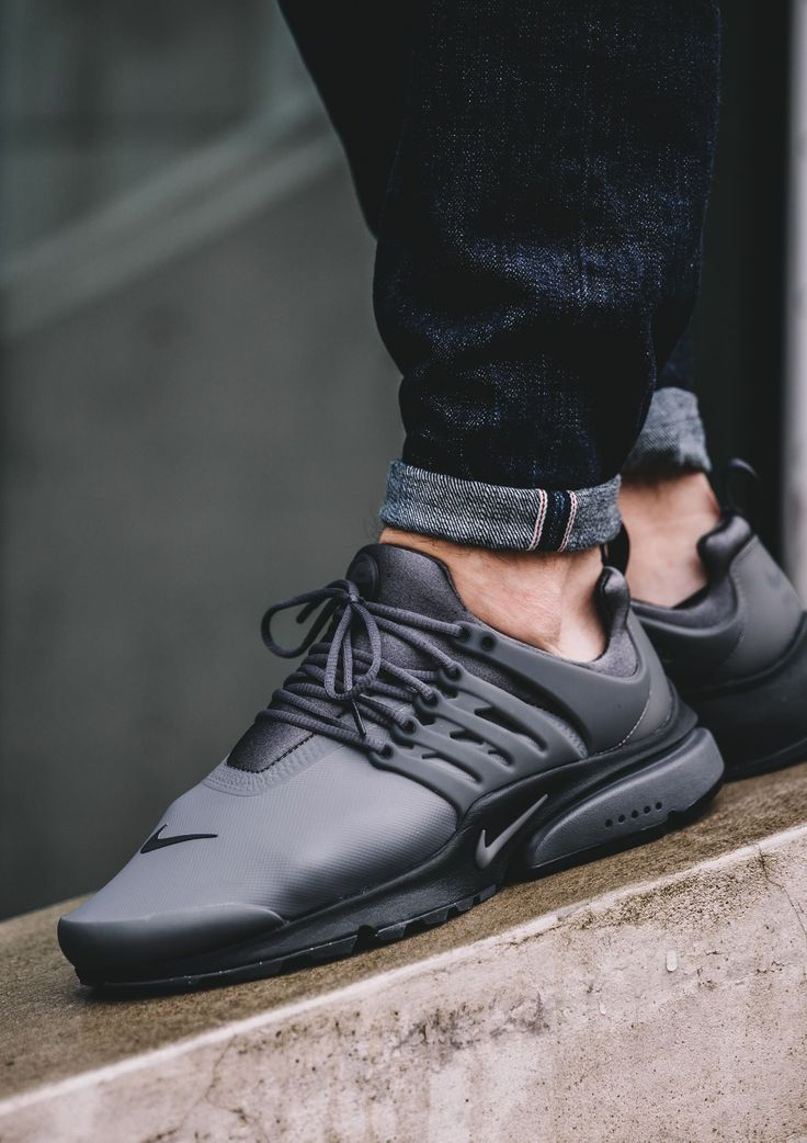 Nike Air Presto Low Utility grey #sneakernews #Sneakers #StreetStyle #Kicks