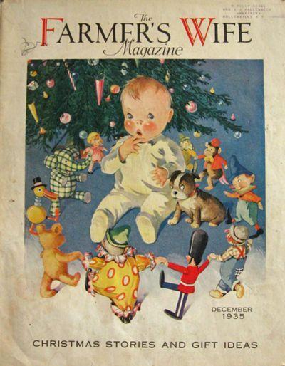 1935 Farmer's Wife Magazine Cover ~ Charles Twelvetrees