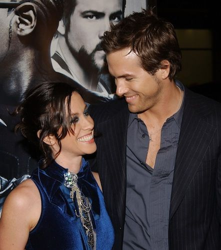 Broken celebrity engagements: Ryan Reynolds & Alanis Morissette
