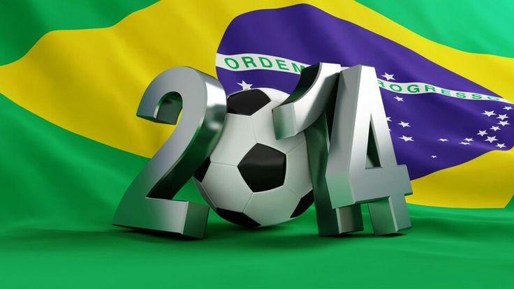 Icon Brasil 2014 Piala dunia