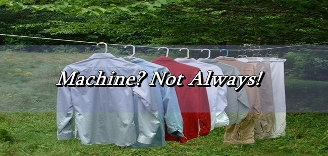 How Can I Dry Clothes At Home? - http://www.myhometricks.com/how-can-i-dry-clothes-at-home/ - #Doityourself If you dry clothes properly, you can cut down considerably on ironing. After line or tumble drying, fold clothes or put them on hangers. When hanging items on the line, try to keep seams and creases in the right places. Hang clothes to dry outdoors whenever the Sunlight makes white clothes...