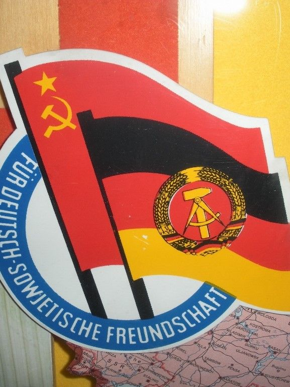communist east german flag