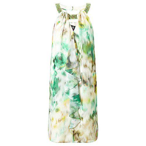 (アリエラ) Ariella レディース ドレス カジュアルドレス Ariella Heather Frill Front Short Dress 並行輸入品  新品【取り寄せ商品のため、お届けまでに2週間前後かかります。】 カラー:Multi-Coloured 素材:-