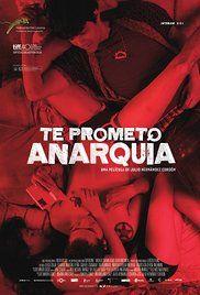 Te prometo anarquía Poster