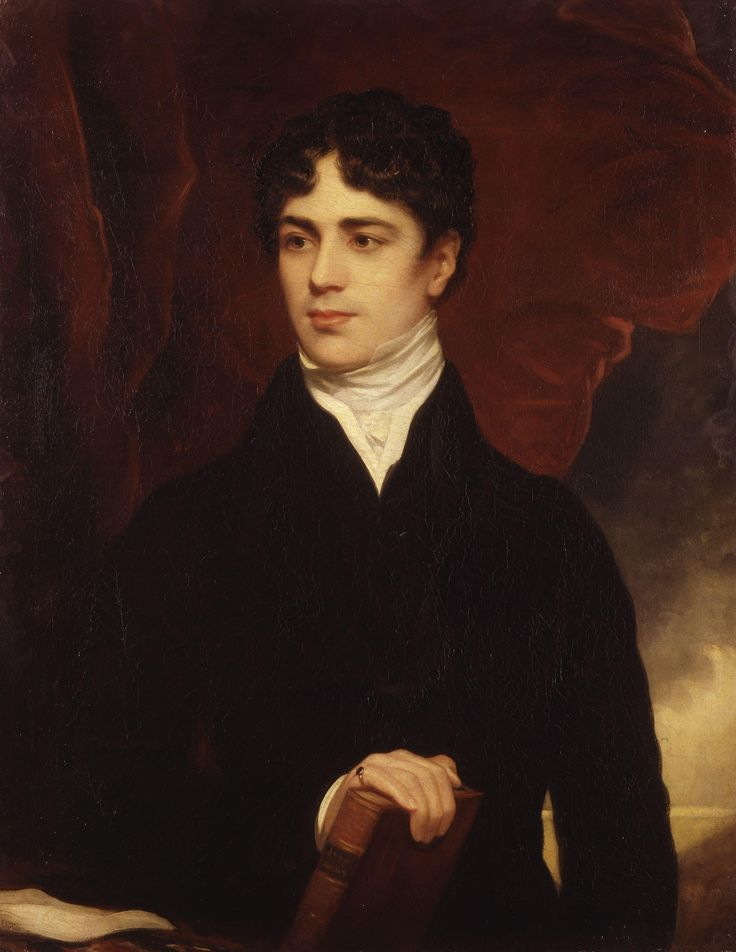 1820 ca. John George Lambton, 1st Earl of Durham, by Thomas Phillips. National Portrait Gallery. wikigallery.org