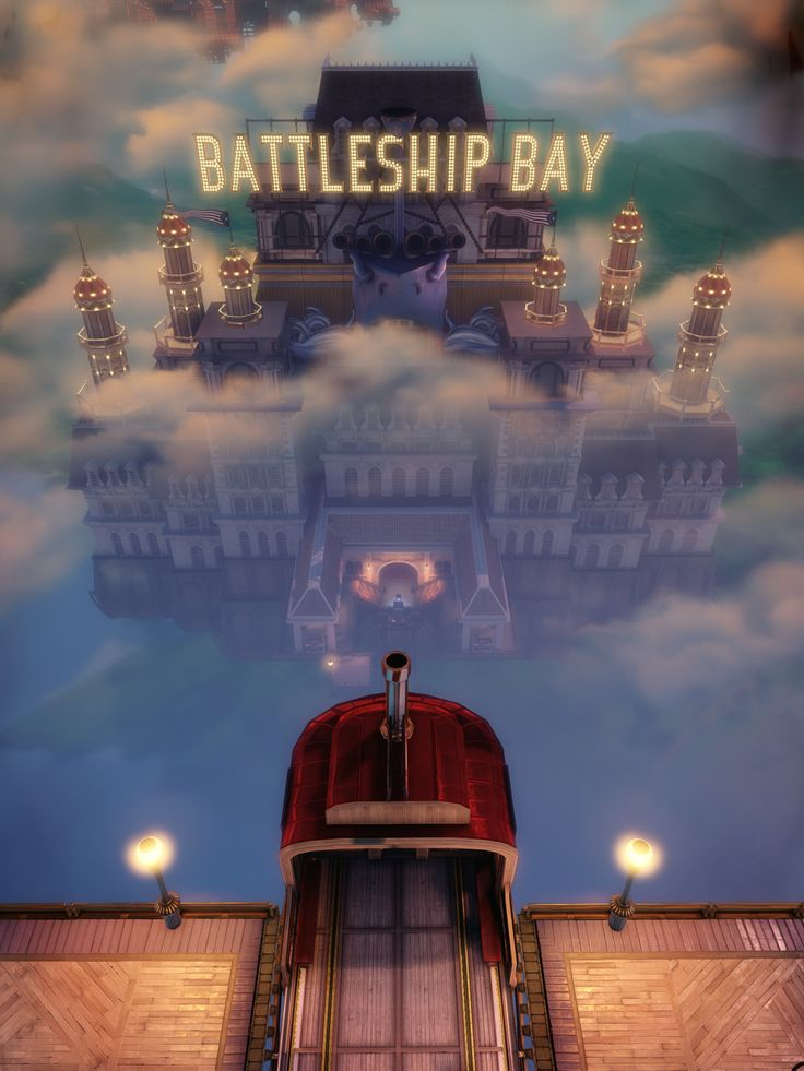 """BioShock Infinite (Irrational Games, 2013)""""Sinking Ship""""Tools and tricks: Render resolution: Custom 3:4 (portrait) and 2:1 (landscape) ~ 4KAntialiasing: FXAA + SMAAMethods: Noclip, NoHUD, Custom FOV, Remove player model, TimestopTools: jim2point0's Cheat Engine table, InfiniTool, INI tweaks, SweetFX (screen capture and SMAA only)"""