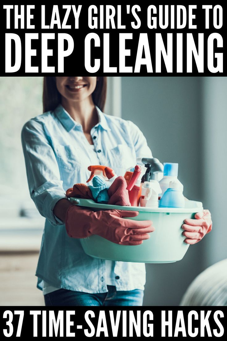 f3089f2944b6c8600cd0d7effa30ea38 How to Deep Clean Your House Fast | While it may not be possible to deep clean y...