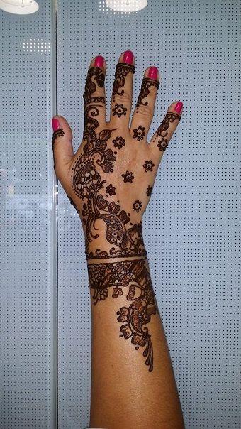 tatuajes de henna barcelona