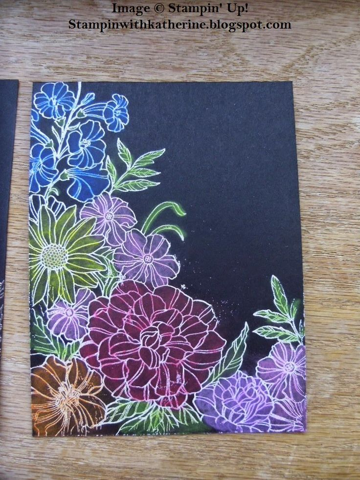 Stampin with Katherine