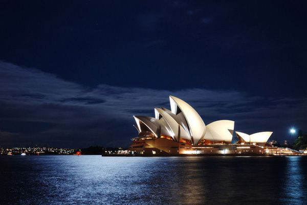 Sydney Opera House... I have always wanted to attend an opera for the experience... What better place than the beautiful Australia :)
