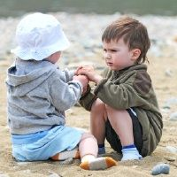 Helping Toddlers Resolve Conflicts (Rules of Engagement)   Janet Lansbury