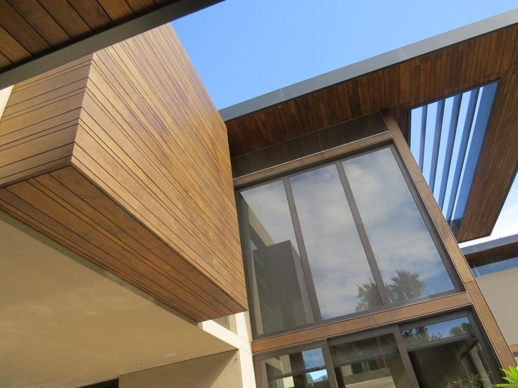 Facade 1. Thai Contemporary fusion home, Cape Town, South Africa. By RennieScurrAdendorff Architects