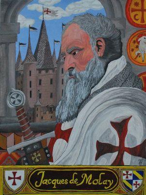 Jacques de Molay - Templar Grand Master