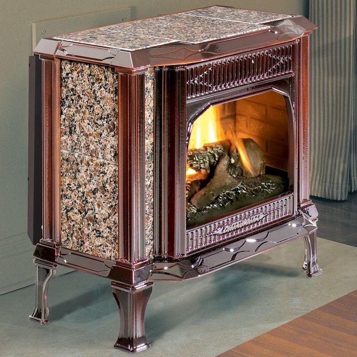 Sterling Dv 8532 Brown Enamel Cast Iron Amp Brown Granite