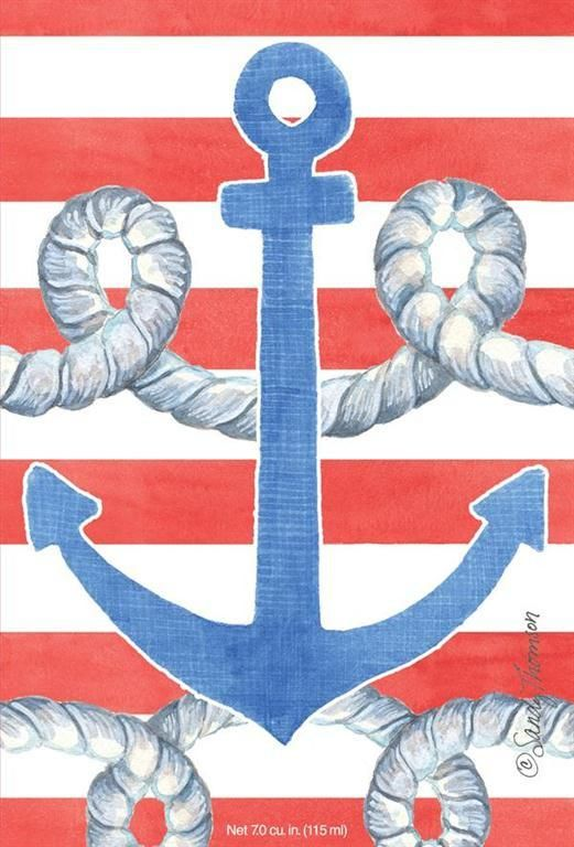 Anchors Away Scent Sachet