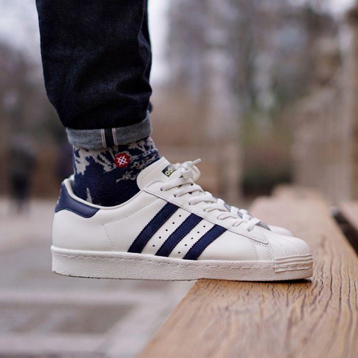 Adidas Originals | Superstar 80′s Vintage Deluxe