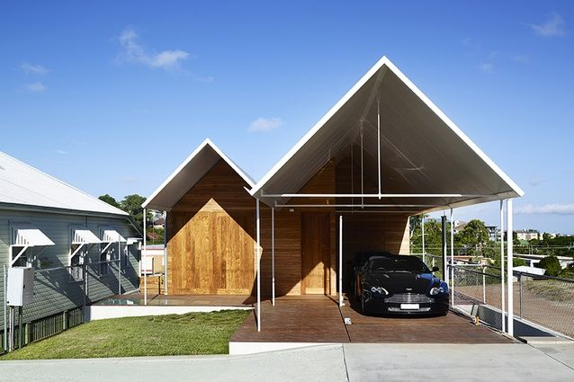 Christian House by James Russell Architect.