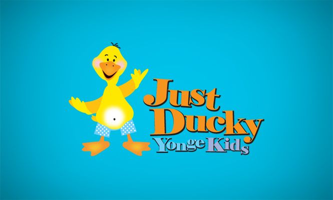 Brand Identity Development for Children Day Care facility Toronto.