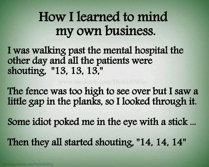 mind your own business plan