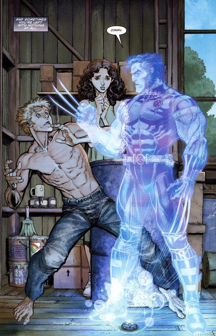 Wolverine's son, Jimmy Hudson | Geek- X-men | Pinterest ... °°