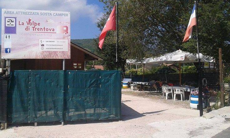 La Volpe di Trentova di Agropoli #giropercampeggi #campeggi #camper #tenda