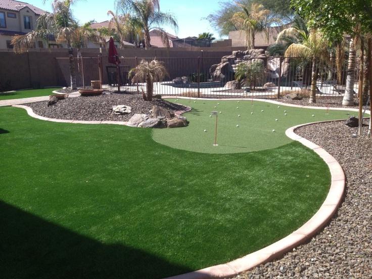 70 best Golf Course Design images on Pinterest | Backyard ...
